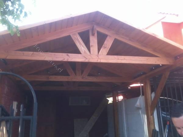 Cobertizos Terrazas Pergolas En Su Casa Trabajamos 1 Dia 2018 08 - Pergolas-en-terrazas