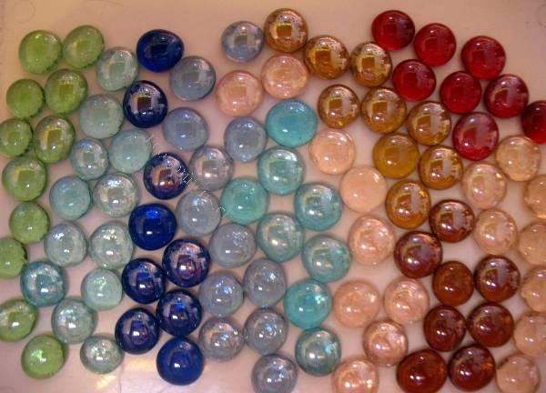 Materiales para mosaicos 2016 05 08 economicos de el mercurio for Espejos decorados con piedras