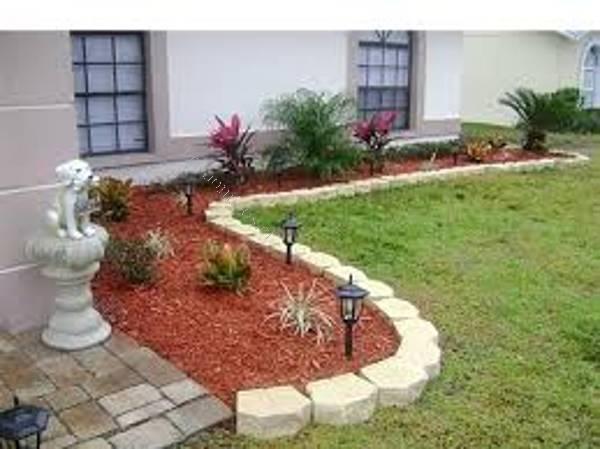 mulch decoraci n jardines 2015 06 18 economicos de el