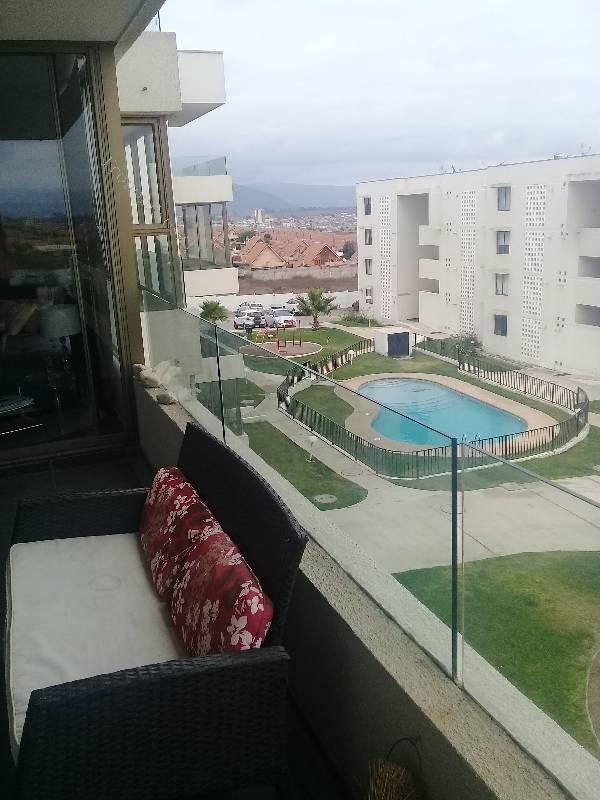 Condominio departamento alberto arenas con 4 esquinas 2018 for Piscina 4 esquinas