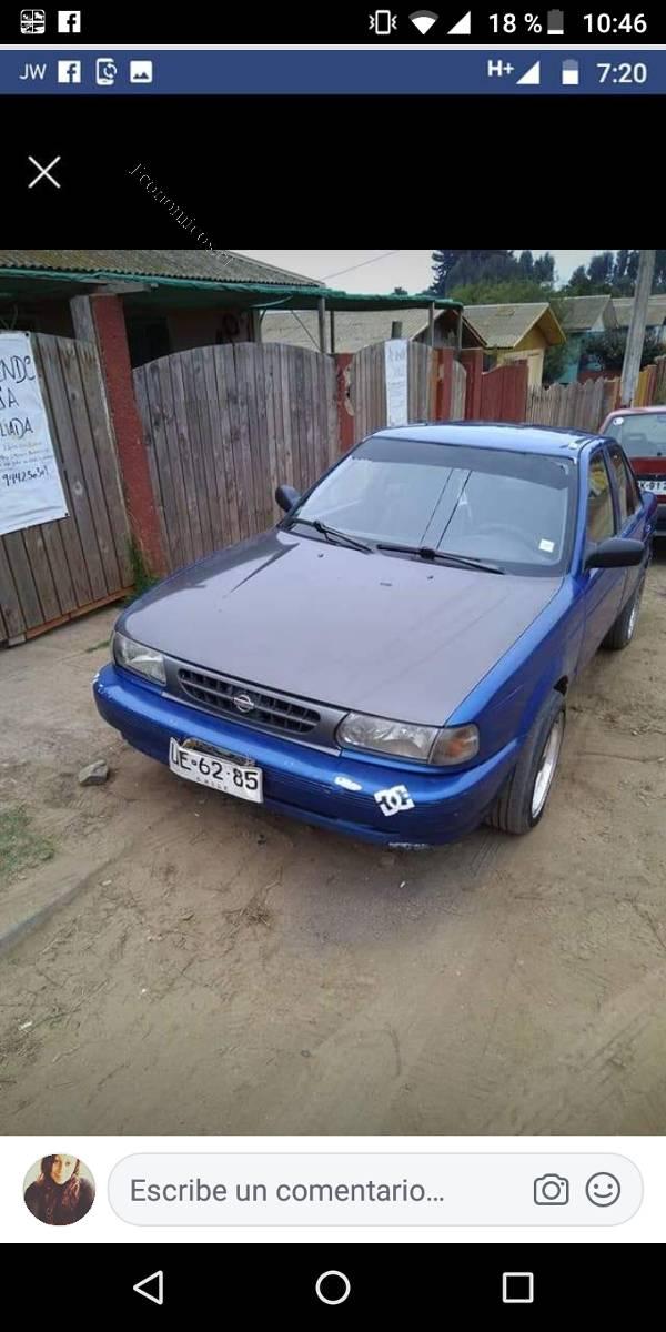 Vendo Auto Nissan V16 Ano 2002 2018 12 17 Economicos De El Mercurio