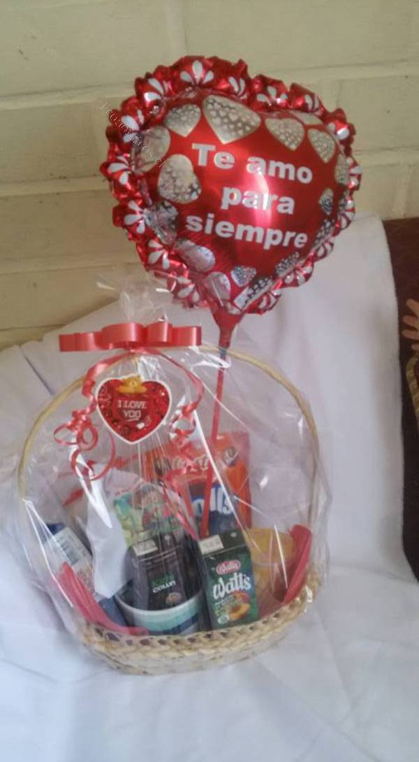 Desayunos y regalos a domicilio dia de los enamorados 2017 - Sorpresas para enamorados ...