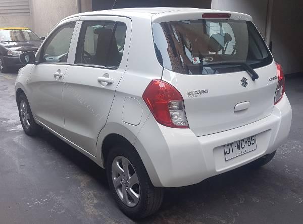 Suzuki CELERIO  año 2017
