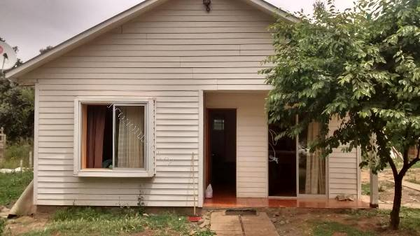 Vendo por apuro 6300 m2 de terreno mas casa prefabricada for Vendo casa prefabricada