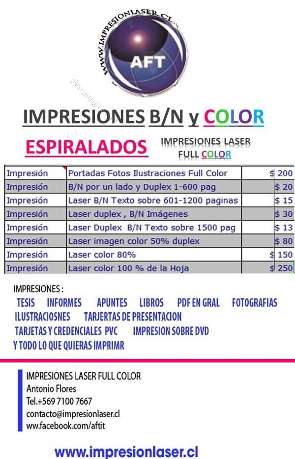 Asombroso Costo De Impresión En Color Por Página Ideas - Páginas ...