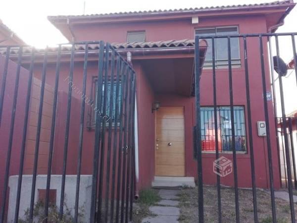 casa aislada en el sector de san joaquin
