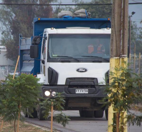 Ford Cargo  año 2014