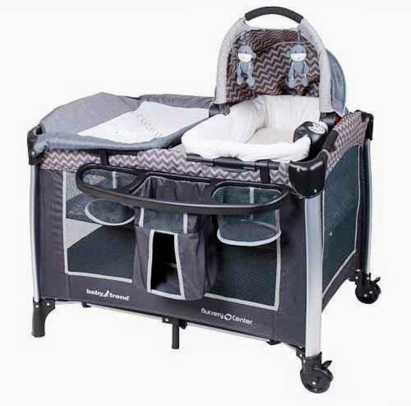 Vendo Cuna Baby Trend Elx Nursery Center Y Mois 201 S 2017 01