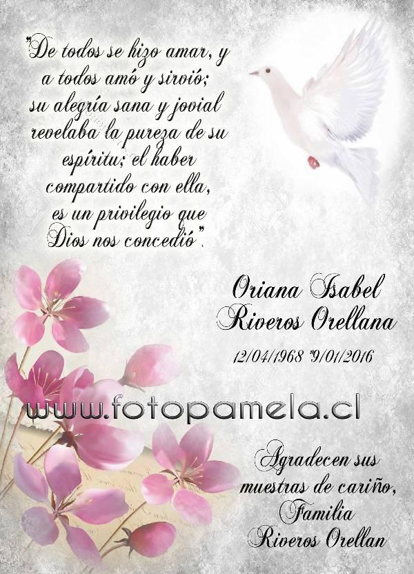 Tarjetas Condolencias En Providencia Santiago 2019 03 06 En