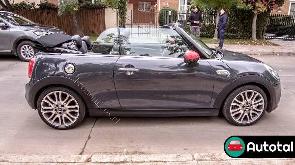 MINI COOPER S CABRIO PACK CHILI 2016