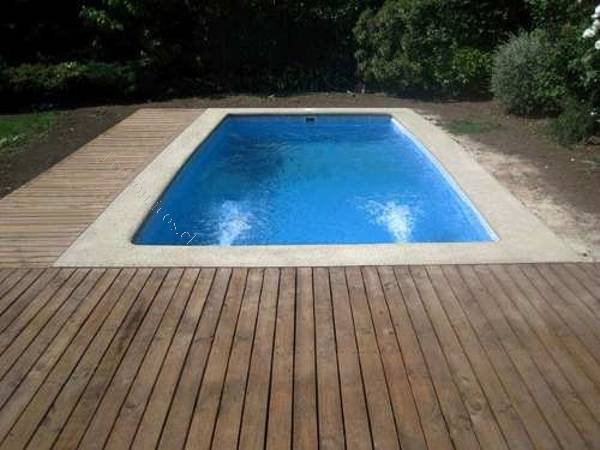 piscinas fibra de vidrio despacho a todo chile