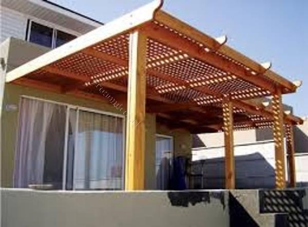 Construccion de pergolas y cobertizos de madera 2017 01 15 for Cobertizos economicos