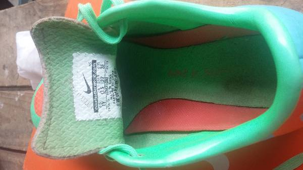 debaa224 Vendo zapatos de fútbol marca Nike modelo Mercurial 2016-01-08 ...