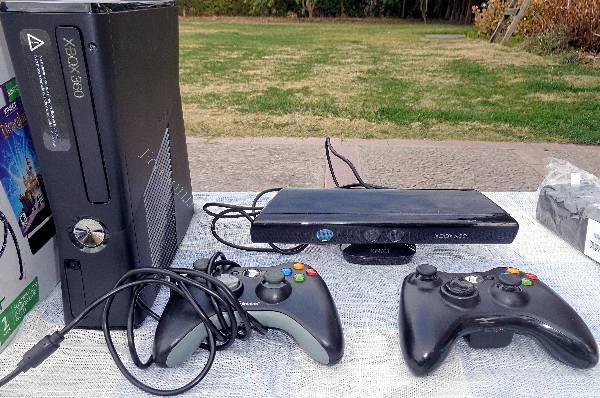Xbox 360 Kinect 4g 6 Juegos 2 Controles 2015 07 14 En Economicos
