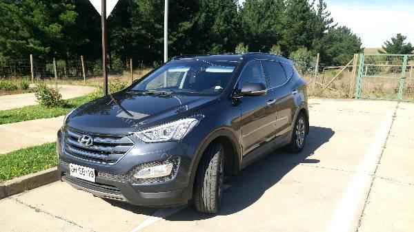 En Venta Jeep Hyundai Santa Fe 2018 10 25 En Economicos De El Mercurio