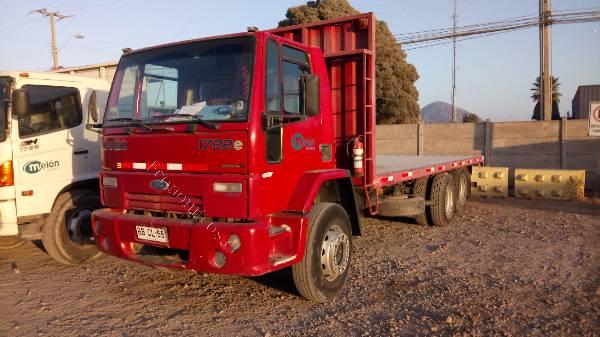 Ford Cargo 1722e 2008 2018 06 04 En Economicos De El Mercurio
