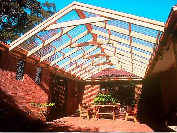Terrazas pergolas quinchos y cobertizos 2015 12 14 for Cobertizos de madera prefabricados