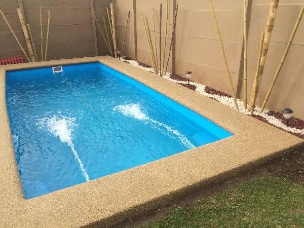 Piscinas en fibra de vidrio 2016 06 25 economicos de el for Modelos de piscinas en chile