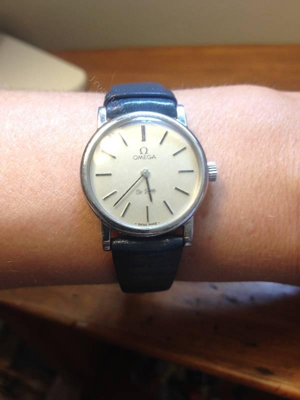 Reloj omega deville mujer