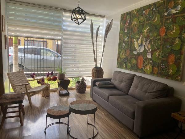 extraordinaria casa remodelada 5 dormitorios amoblada