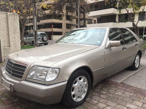 Mercedes benz 300 se 1992 muy buenas condiciones 2017 05 for 1992 mercedes benz 300
