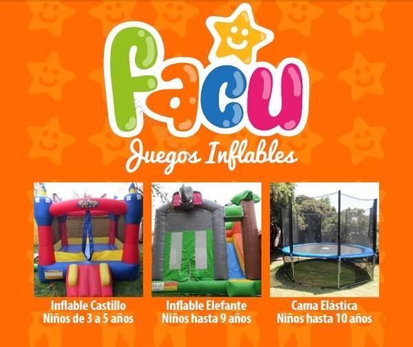 Juegos Inflables 20 000 Nunoa Macul Penalolen La Reina 2015 11 07
