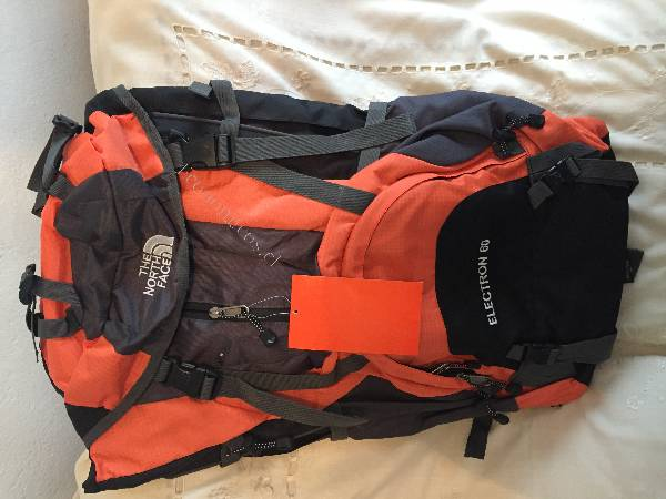 the north face mochila 60l