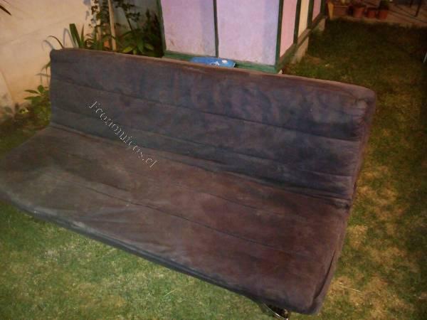 Vendo futon sillon cama 2017 02 01 en economicos de el for Sillon cama usado