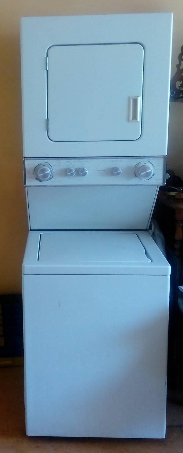 Rack lavadora / secadora Kenmore 2014-12-14 Economicos de El Mercurio