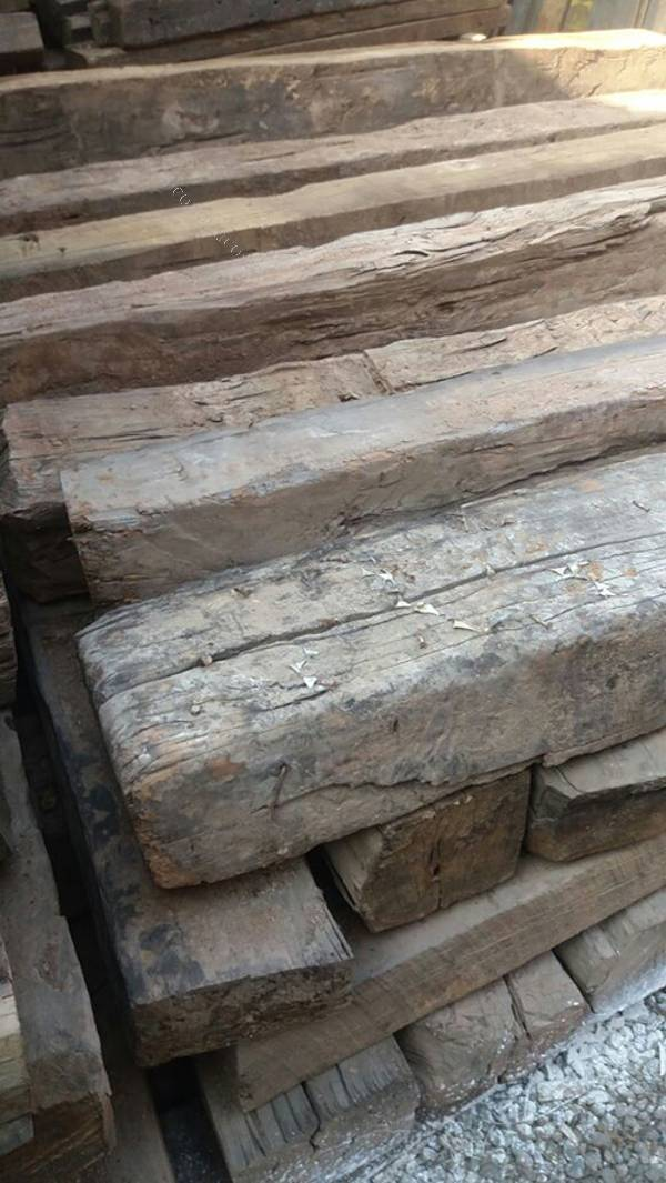 Durmientes madera roble al mejor precio 2016 12 30 - Precio madera roble ...