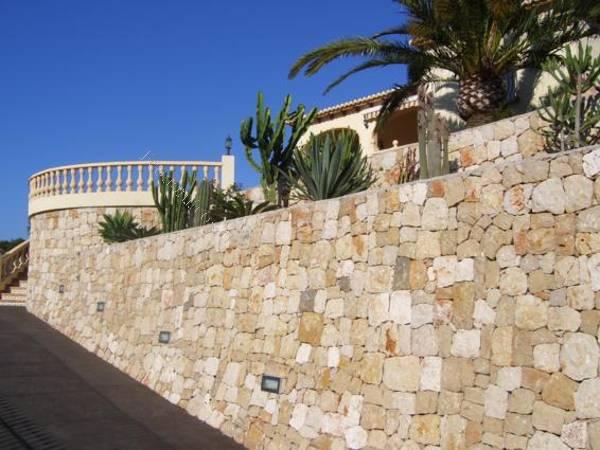 Muro contencion y mamposter a toda v quinta region 2017 01 - Muros de contencion de piedra ...