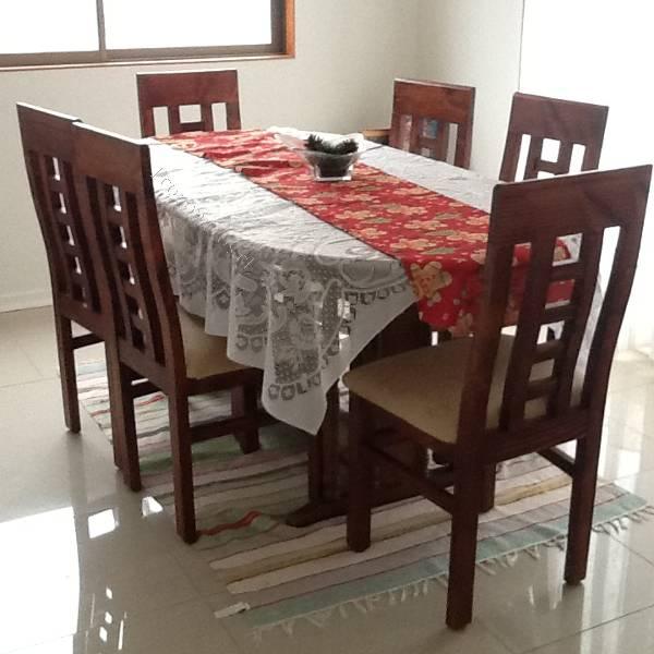Vendo comedor 6 sillas 2016 01 01 en economicos de el mercurio for Sillas para comedor 2016