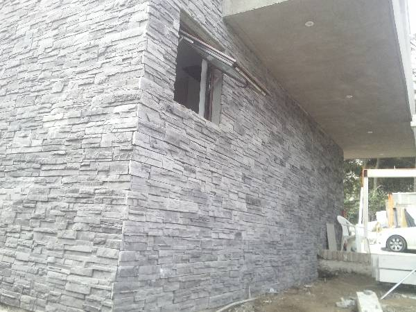 Revestimientos de muros exteriores dise os for Revestimiento de paredes exteriores baratos
