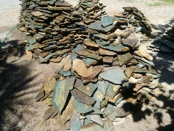 Vendo piedra laja y cuarzo para jardin colores 2015 05 - Comprar piedras jardin ...