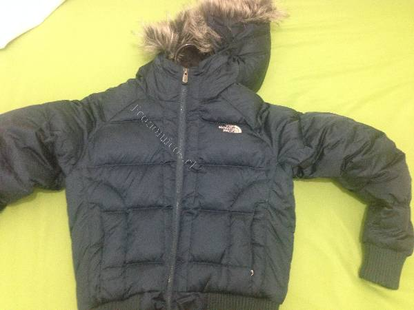 chaquetas north face usadas