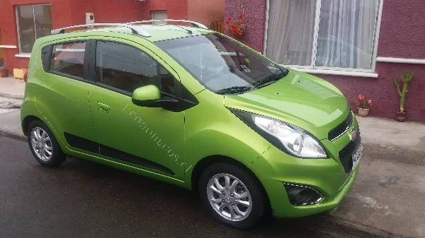 Motor Impecable Chevrolet Spark Gt 2015 2019 05 10 Economicos De