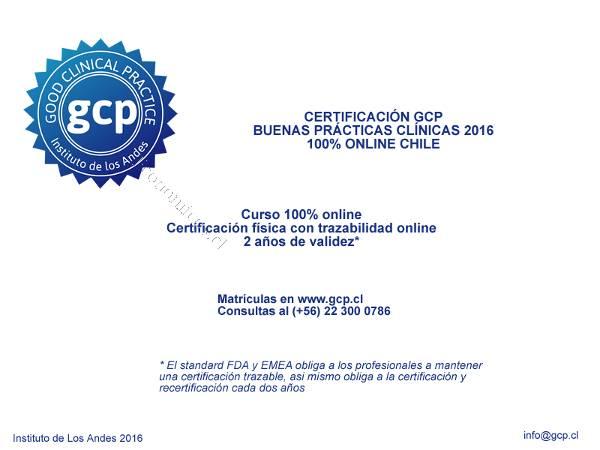 Programa Certificación Buenas Prácticas Clínicas 2016-04-14 ...