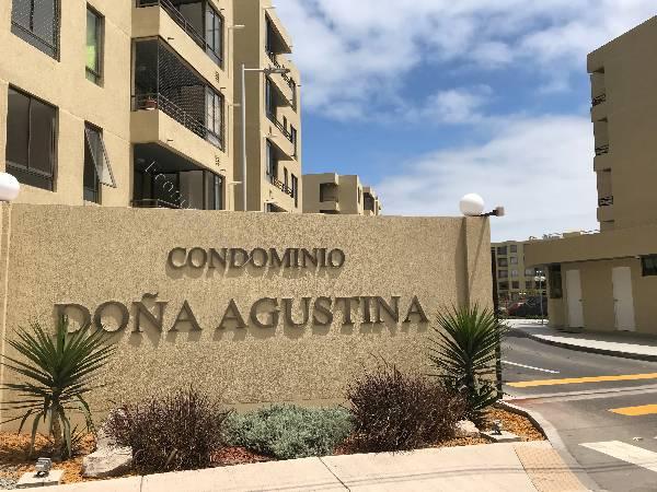 departamento 3d 1b condominio doña agustina