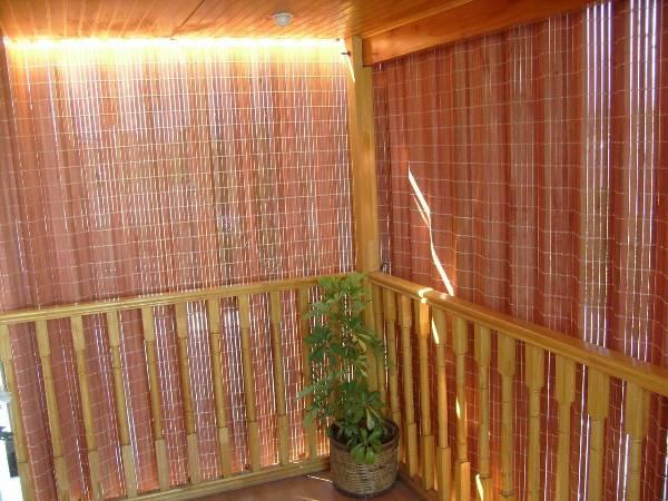 Separador de ambiente de cortinas 2015 12 20 economicos de - Estores para balcones ...