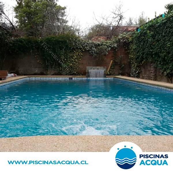 Construcci n de piscinas de hormig n 2017 02 14 economicos for Construccion de piscinas en santiago