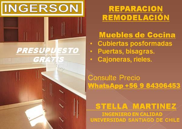 Reparación Muebles de Cocina 2018-12-12 Economicos de El ...