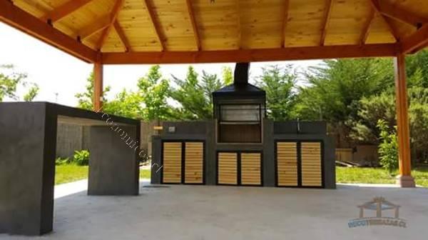 Construcci n de terrazas cobertizos y quinchos 2015 11 26 for Cobertizos para terrazas