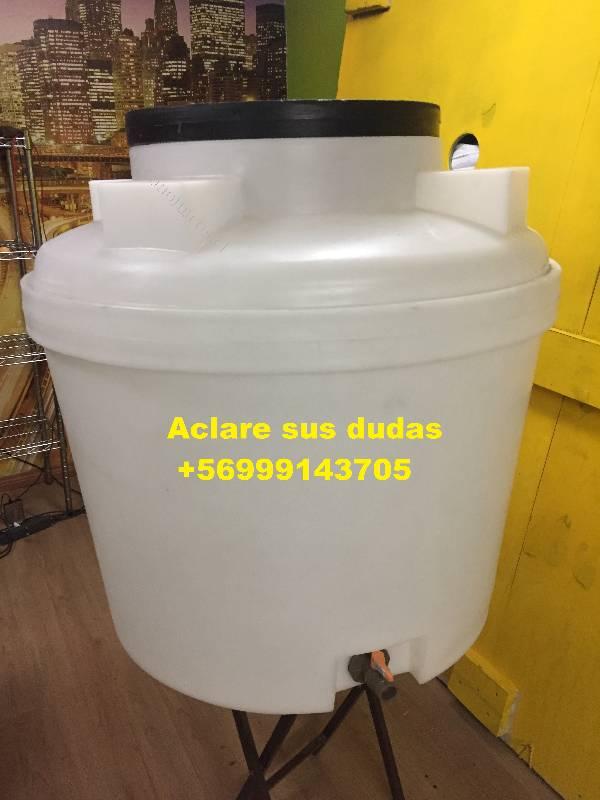Estanque de agua vertical 400 litros 2017 01 17 en for Estanque agua 500 litros