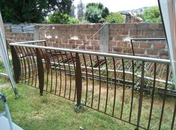 Rejas de jardin great jardines de estilo por cherry mills - Rejas para jardin ...