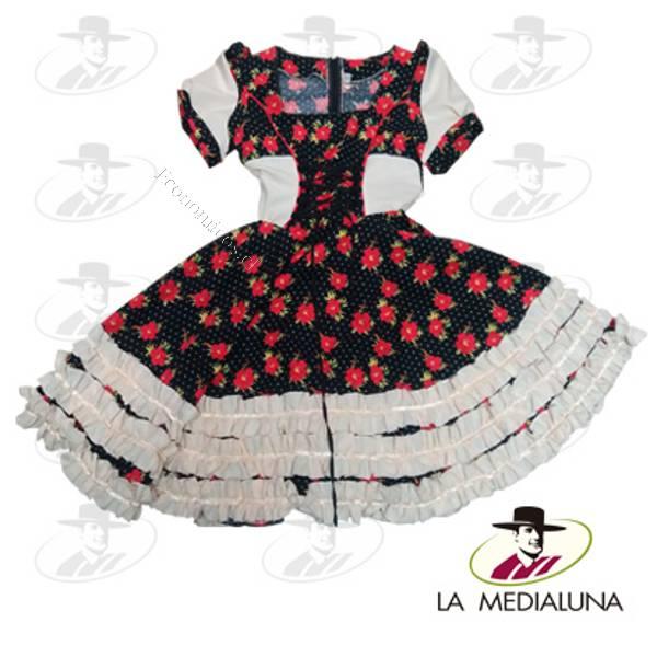 Venta de vestidos de huasa elegante en santiago