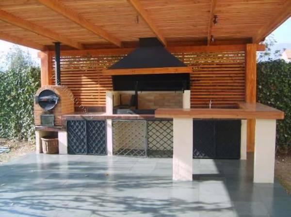 Construccion de terrazas y quinchos 2015 06 29 economicos for Terrazas quinchos
