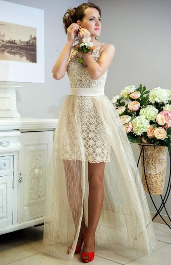 Vestidos para boda civil en santiago