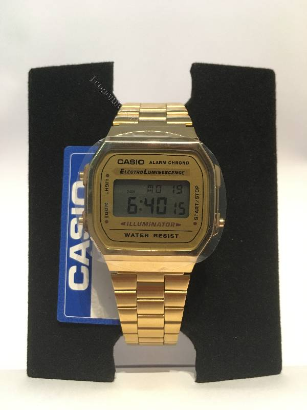 c529ea0b8e2e Reloj Casio Dorado - Mujer 2017-12-22 Economicos de El Mercurio