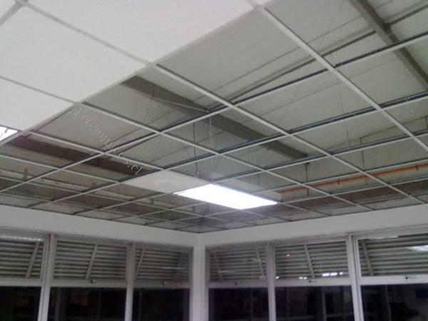 Venta reparacion e instalacion de cielo americano 2017 03 for Modelos de cielo falso