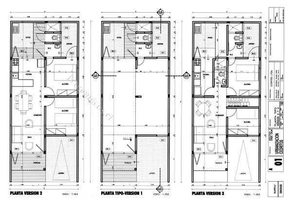 Realizo planos en autocad 2d y 3d 2017 02 07 en economicos - Planos de la casa blanca ...